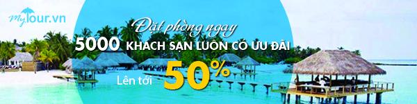 Mã Giảm Giá Mytour Tháng 12/2019 Giảm Đến 45% 1